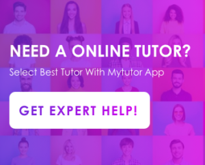 Need A Online Tutor